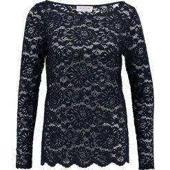Bluzki asymetryczne: Rosemunde Bluzka dark blue