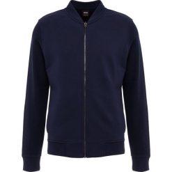BOSS CASUAL ZORN Bluza rozpinana dark blue. Niebieskie bluzy męskie rozpinane BOSS Casual, m, z bawełny. Za 669,00 zł.