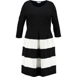 Sukienki hiszpanki: Anna Field Curvy Sukienka z dżerseju white/black