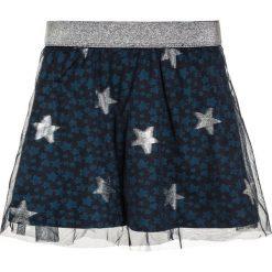 Desigual PRATS Spódnica mini navy. Niebieskie minispódniczki marki Desigual, z bawełny. W wyprzedaży za 159,20 zł.