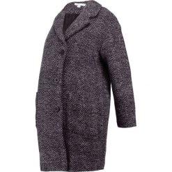 Płaszcze damskie pastelowe: JoJo Maman Bébé HERRINGBONE  Płaszcz wełniany /Płaszcz klasyczny charcoal