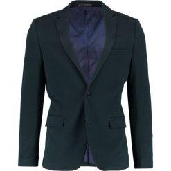 Marynarki męskie slim fit: Burton Menswear London Marynarka garniturowa green