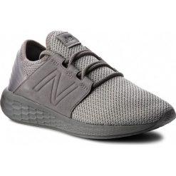 Buty NEW BALANCE - MCRUZNG2  Szary. Szare buty do biegania męskie marki New Balance, z materiału. W wyprzedaży za 269,00 zł.