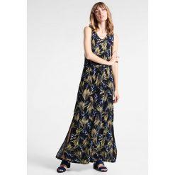 Długie sukienki: Freequent AMILLIA PRINT Długa sukienka navy blazer combi