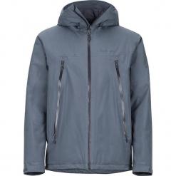 """Kurtka funkcyjna """"Solaris"""" w kolorze szarym. Szare kurtki męskie przeciwdeszczowe marki Marmot, m, z gore-texu. W wyprzedaży za 659,95 zł."""