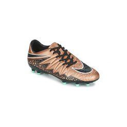 Buty do piłki nożnej Nike  HYPERVENOM PHELON II FG. Brązowe buty skate męskie Nike, do piłki nożnej. Za 230,30 zł.