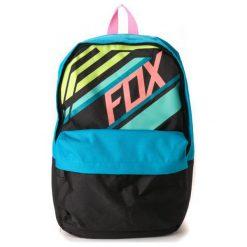 Plecaki damskie: FOX Plecak Damski Niebieski Covina Seca