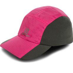 Czapka z daszkiem SALOMON - Xt Compact Cap 400453 10 G0 Pink Yarrow. Czarne czapki z daszkiem damskie marki Salomon, z gore-texu, na sznurówki, outdoorowe, gore-tex. Za 99,00 zł.