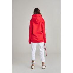 Bluzy rozpinane damskie: Naoko - Bluza Possible Red Moon x Edyta Górniak