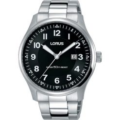Zegarki męskie: Zegarek męski Lorus Classic RH935HX9