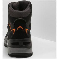 Lowa INNOX GTX MID Buty trekkingowe black/orange. Czarne buty trekkingowe męskie Lowa, z materiału, outdoorowe. W wyprzedaży za 623,20 zł.