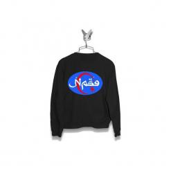 Bluza NASA arabskie Damska. Czarne bluzy damskie Failfake, xs. Za 160,00 zł.