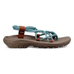 Teva Sandały Damskie Hurricane Xlt Infinity Sea Glass 36.0. Niebieskie sandały damskie Teva, z gumy. Za 315,00 zł.