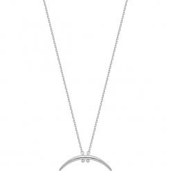 Srebrny naszyjnik - (D)40 cm. Żółte naszyjniki damskie marki METROPOLITAN, pozłacane. W wyprzedaży za 139,95 zł.
