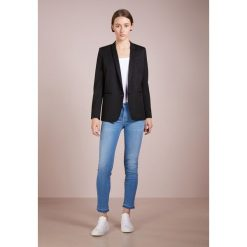 Rurki damskie: 7 for all mankind ROXANNE CROP UNROLLED Jeansy Slim Fit illusion luxe riviera