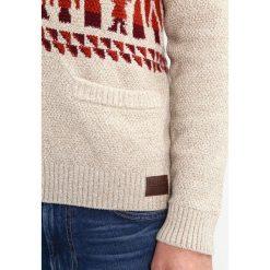 Swetry rozpinane męskie: Hollister Co. Kardigan cream