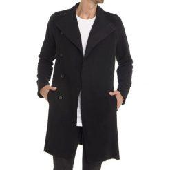 Płaszcze męskie: Płaszcz w kolorze czarnym