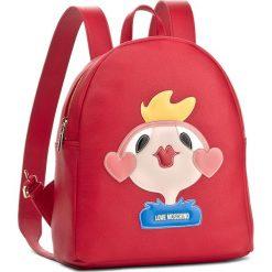 Plecaki damskie: Plecak LOVE MOSCHINO – JC4089PP15LK0500 Rosso