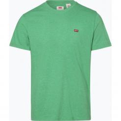 Levi's - T-shirt męski, zielony. Zielone t-shirty męskie Levi's®, m, z aplikacjami. Za 99,95 zł.