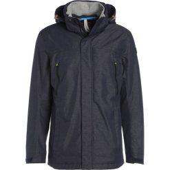 Icepeak THEO Kurtka Outdoor dark blue. Niebieskie kurtki trekkingowe męskie Icepeak, m, z materiału. W wyprzedaży za 401,40 zł.