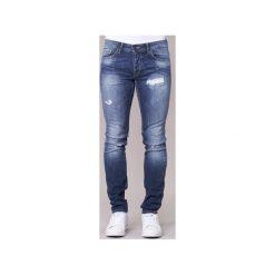 Jeansy skinny Gaudi  BRIAN. Niebieskie jeansy męskie skinny marki Adidas, m. Za 311,20 zł.