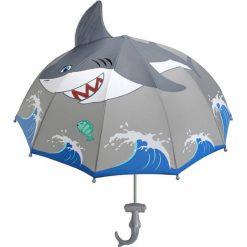 """Parasole: Parasol """"Shark"""" w kolorze szaro-niebieskim"""