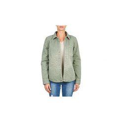 Koszule Billabong  WITH YOUR GIRL. Zielone koszule nocne i halki marki Billabong, l. Za 209,40 zł.