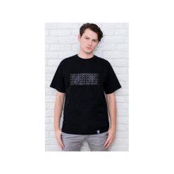 T-shirt 3D(lux) panel. Czarne t-shirty męskie Desert snow, m, z aplikacjami, z bawełny. Za 69,00 zł.