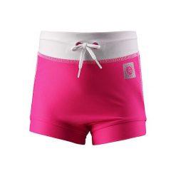 """Spodnie niemowlęce: Szorty kąpielowe """"Belize"""" w kolorze różowym"""