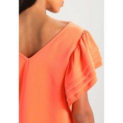 Sukienki hiszpanki: See u Soon ROBE Sukienka letnia orange