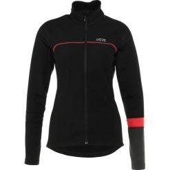 Gore Wear THERMO  Kurtka sportowa black/terra grey. Szare kurtki damskie softshell Gore Wear, z elastanu, wspinaczkowe. Za 509,00 zł.