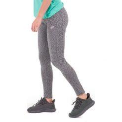 Spodnie damskie: 4f Legginsy damskie H4L18-SPDF004 szare r. L