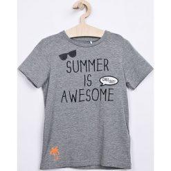 T-shirty chłopięce z nadrukiem: Name it – T-shirt dziecięcy 92-110 cm