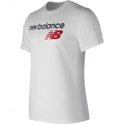 T-shirty męskie: New Balance MT73581WT