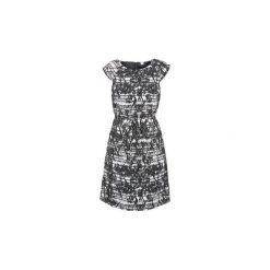 Sukienki krótkie S.Oliver  NATCHEZ. Sukienki małe czarne marki S.Oliver, s. Za 239,20 zł.