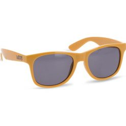 Okulary przeciwsłoneczne damskie aviatory: Okulary przeciwsłoneczne VANS - Spicoli 4 Shade VN000LC050X Mineral Ye