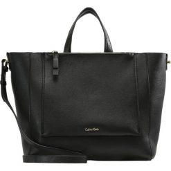 b70cdf7931ae9 Calvin Klein CONTEMPORARY Torba na zakupy black. Czarne torby damskie na zakupy  Calvin Klein.
