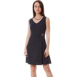 Sukienki hiszpanki: Sukienka w kolorze grantowym