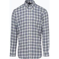 Andrew James - Koszula męska – Two Ply, beżowy. Brązowe koszule męskie marki FORCLAZ, m, z materiału, z długim rękawem. Za 179,95 zł.