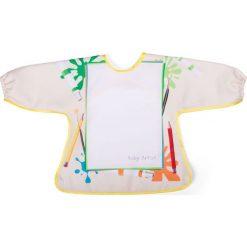 Baby Artist - Śliniak z rękawami (GAD02254). Szare śliniaki Baby Gadgets. Za 46,98 zł.