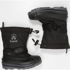 Kamik WATERBUG Śniegowce black. Czarne buty zimowe damskie marki Kamik, z gumy. Za 399,00 zł.
