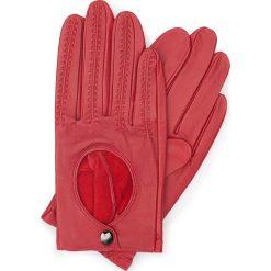 Rękawiczki damskie 46-6L-290-2T. Szare rękawiczki damskie marki Wittchen. Za 99,00 zł.