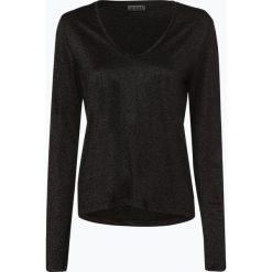Drykorn - Damska koszulka z długim rękawem – Maneli, czarny. Czarne t-shirty damskie DRYKORN, s, w paski, z włókna. Za 399,95 zł.
