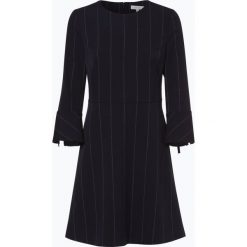 Apriori - Sukienka damska – Coordinates, niebieski. Niebieskie sukienki z falbanami marki Apriori, l. Za 399,95 zł.