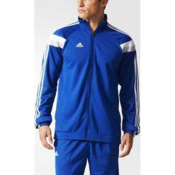 Bejsbolówki męskie: Adidas Bluza sportowa Commander Jacket niebieska r. XLT (F93795)