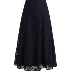 Długie spódnice: IVY & OAK LACE MIDI SKIRT Długa spódnica navy blue
