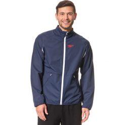 Kurtka funkcyjna w kolorze granatowym. Niebieskie kurtki męskie marki Speedo, m, klasyczne. W wyprzedaży za 113,95 zł.