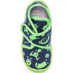 Superfit - Trampki dziecięce. Zielone buty sportowe chłopięce Superfit, z gumy. W wyprzedaży za 89,90 zł.