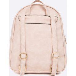 Answear - Plecak. Szare plecaki damskie marki ANSWEAR, z materiału. W wyprzedaży za 59,90 zł.