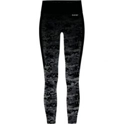 Hi-tec Spodnie Lady Siba 1/1Black Pattern/ Black r. M. Czarne spodnie sportowe damskie marki Hi-tec, m. Za 119,99 zł.